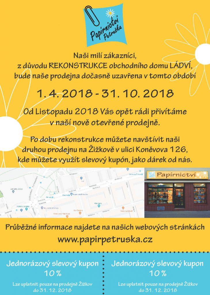 Papir Petruska - rekonstrukce