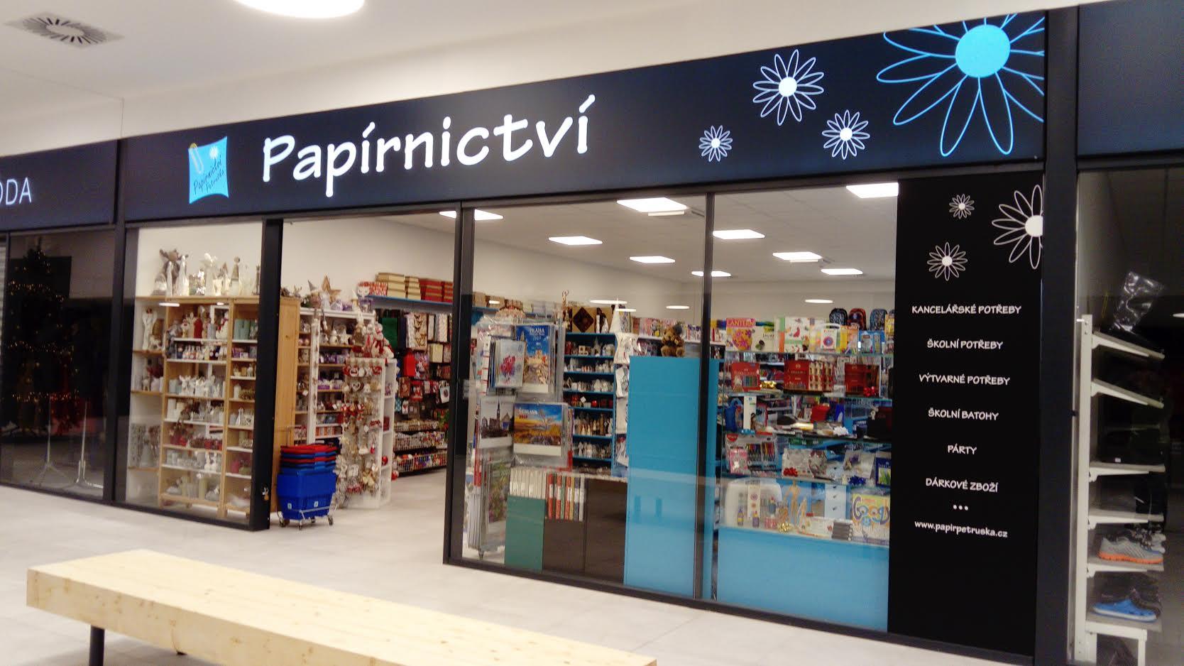 Papírnictví Petruška - Ládví